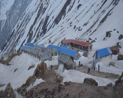 Annapurna Sanctuary Trek in Annapurna region