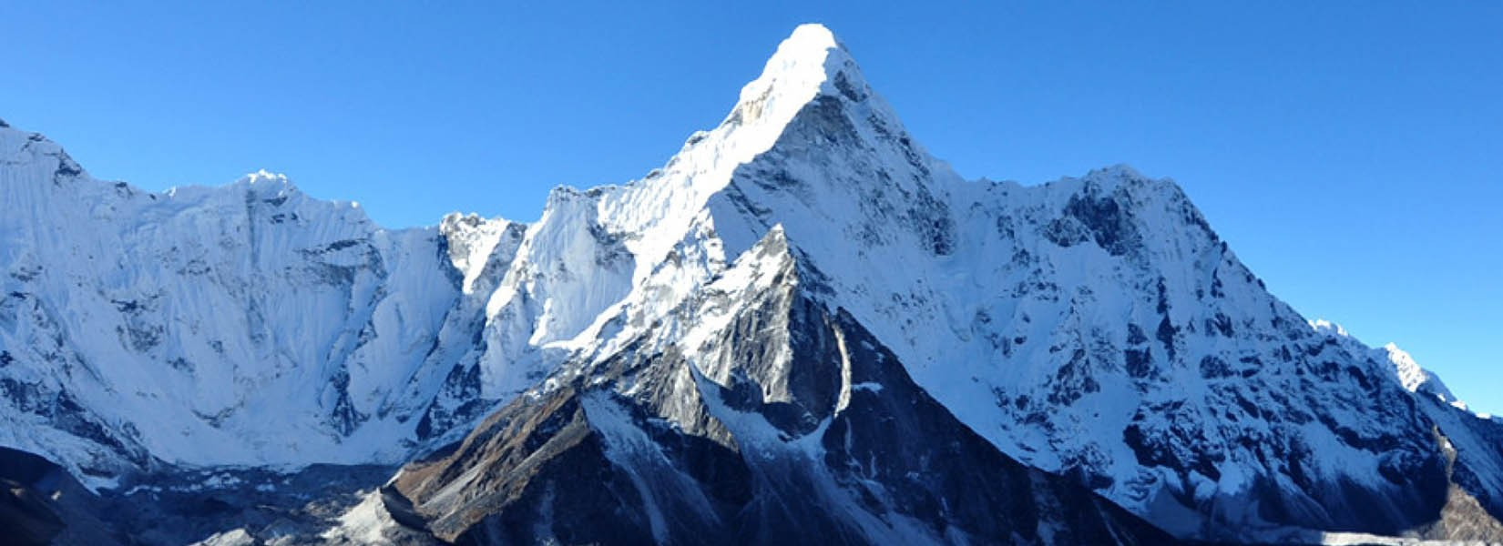 Ama Dablam Expedition - 36 Days