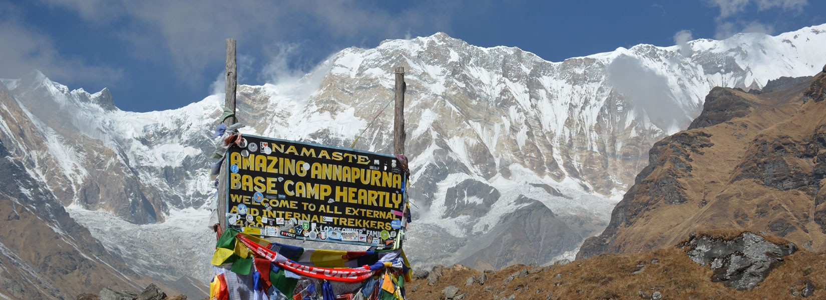 Annapurna Base Camp (via Ghorepani) Trek